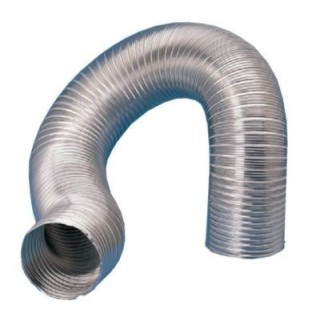 Gaine semi-rigide Aluminium - Type G [- conduits VMC - Atlantic]